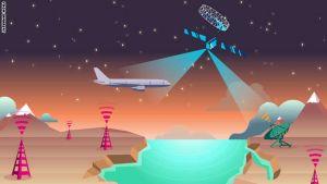 هل نشهد قريباً على أسرع إنترنت على متن الرحلات الجوية