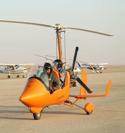 """إطلاق """"المؤتمر الدولي الأول لسلامة الطيران الرياضي"""""""